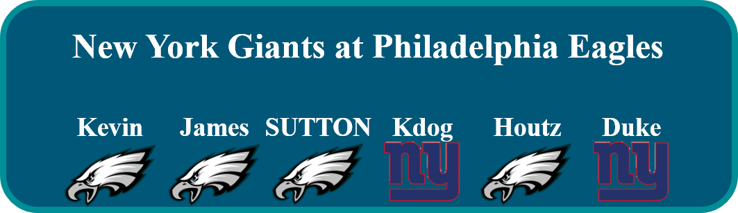 NFL straight-up winners picks - Week 16 - The Phinsider