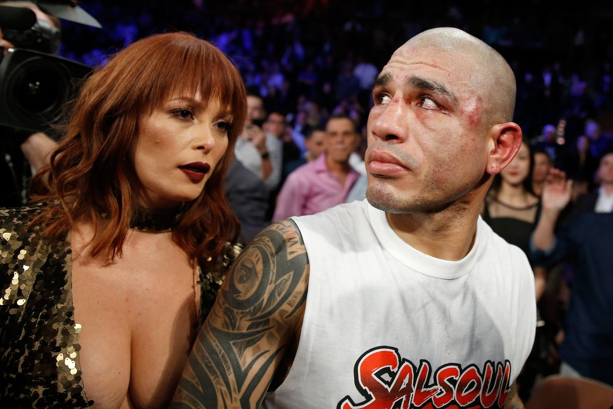 Miguel Cotto I Won 8 Of 12 Rounds Bad Left Hook