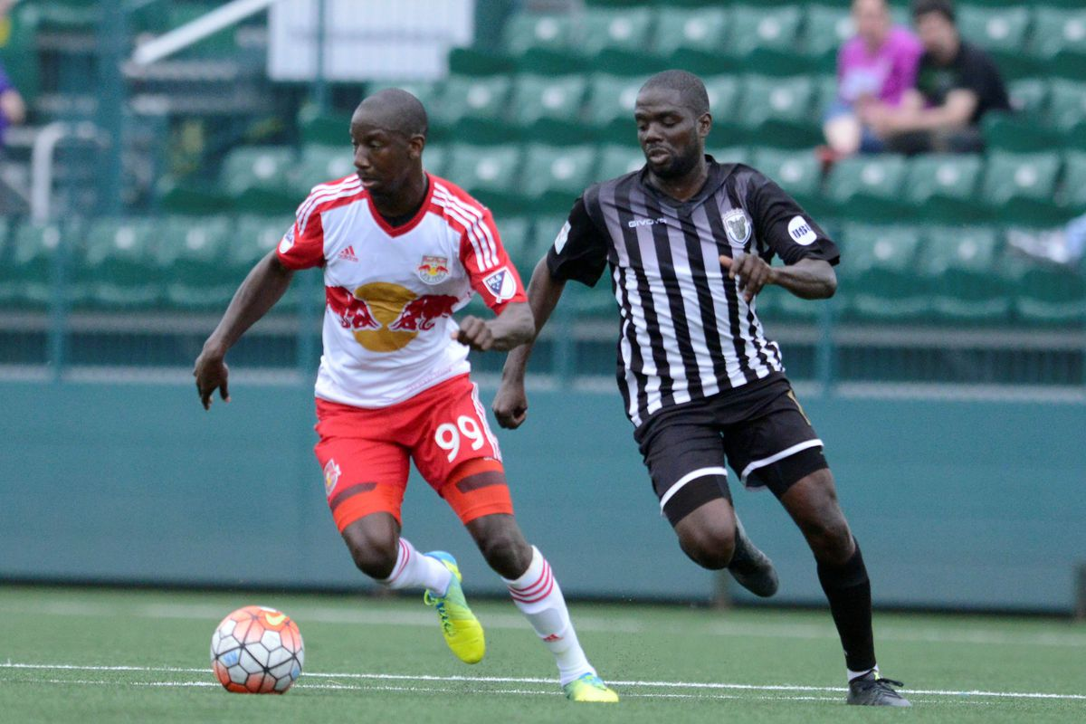 MLS: U.S. Open Cup-New York Red Bulls at Rochester Rhinos
