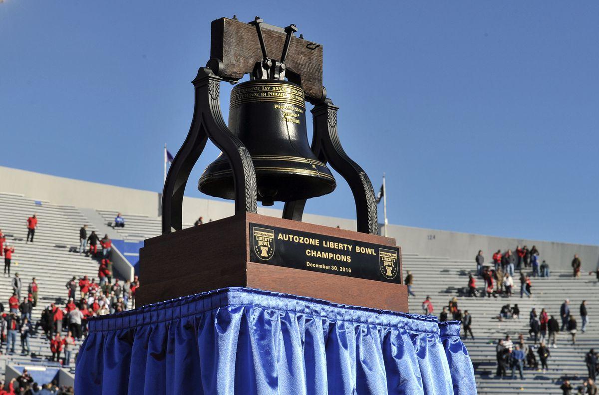 NCAA Football: Liberty Bowl-Texas Christian vs Georgia