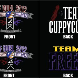 GIF Duel 2012: cuppycup vs. LSUFreek