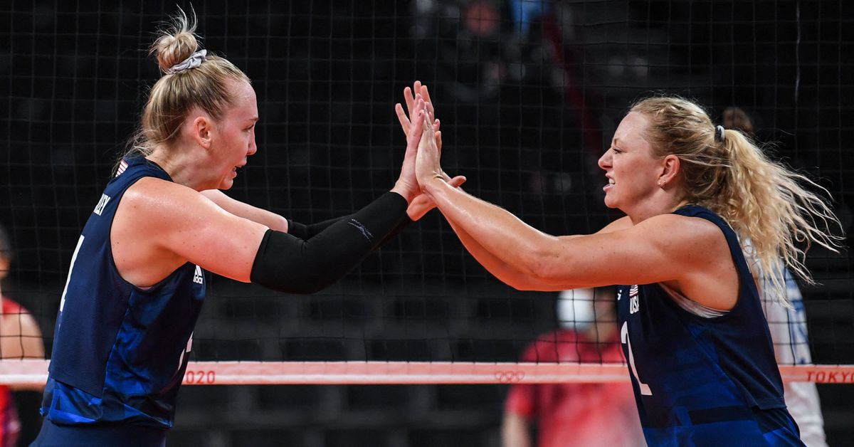 How to watch women's volleyball gold medal match via live stream in the 2021 Tokyo Olympics