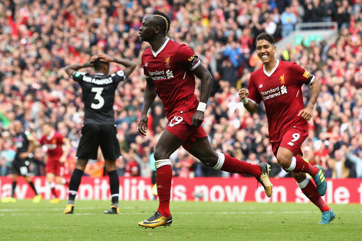 Premier League Coverage Liverpool Vs Crystal Palace