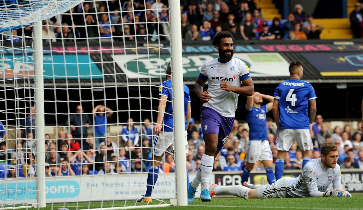 Ipswich Town v Tranmere Rovers - Sky Bet League One