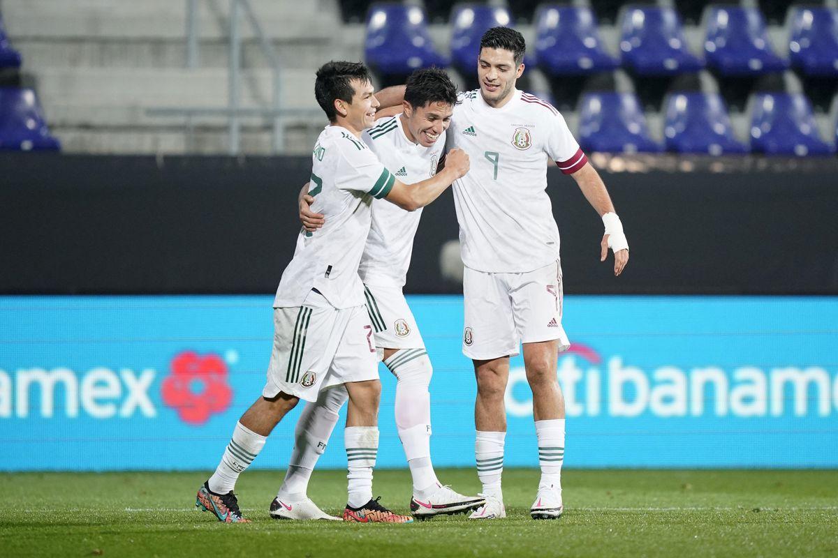 Mexico v South Korea - International Friendly