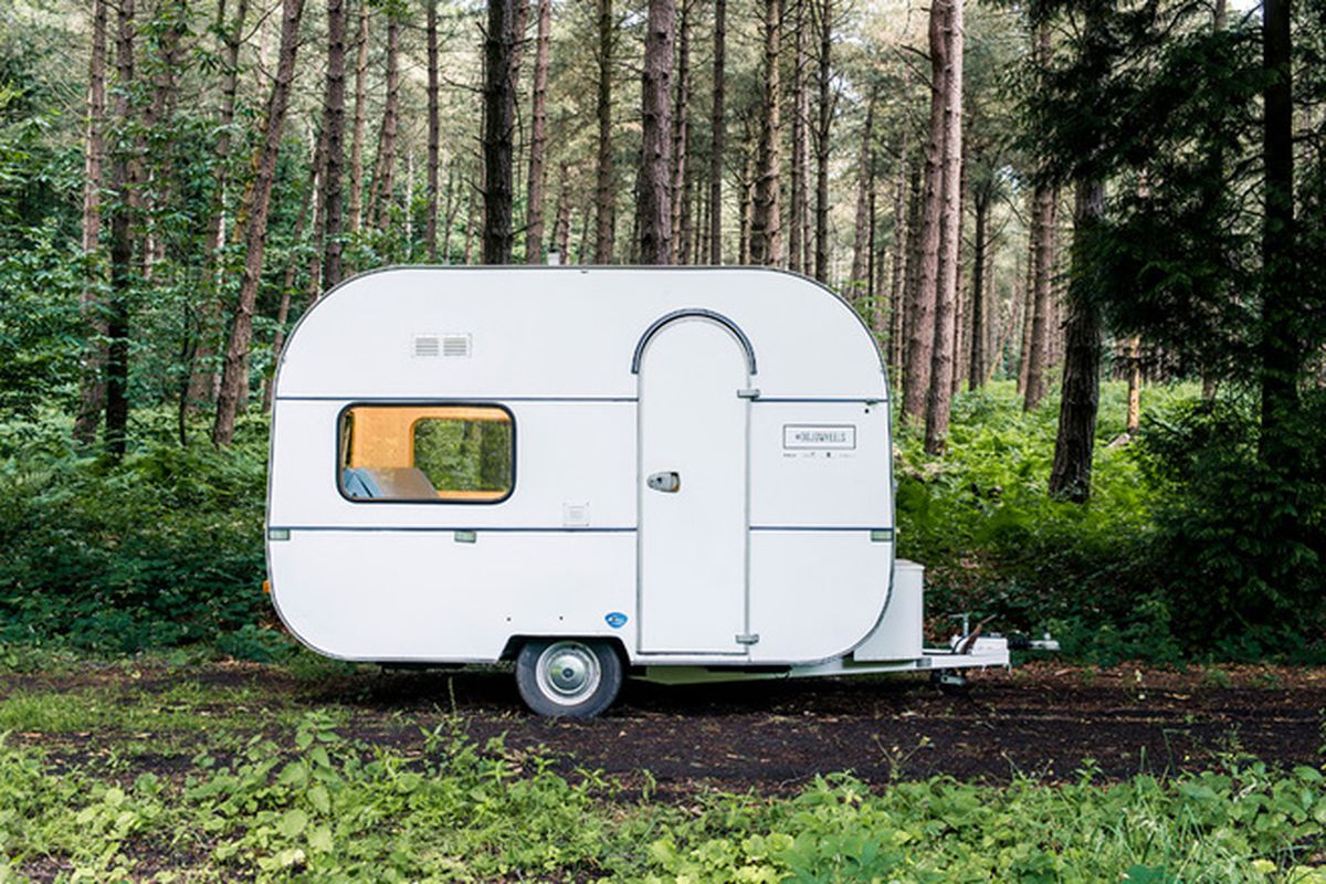 Is This Tiny Camper The Perfect Mobile Live Work Space