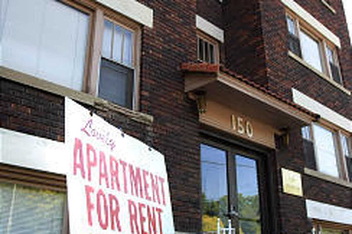 Salt Lake City ranks first in the U.S. for rent increases with rents averaging $816.