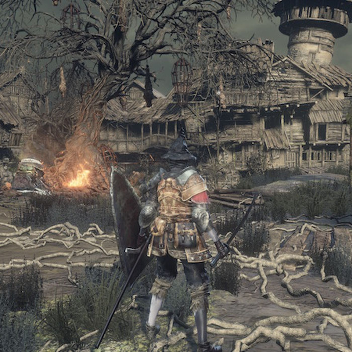 Dark Souls 3 Undead Settlement Walkthrough Polygon He is located just below the foot of the high wall bonfire). dark souls 3 undead settlement