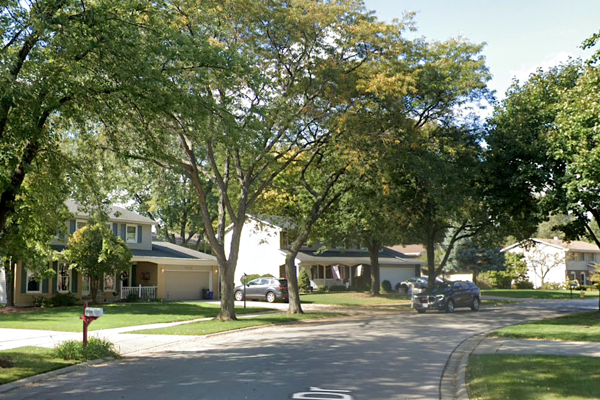 Police responded to a fatal shooting March 17, 2020, in the 6S100 block of Lakewood Drive near Naperville.