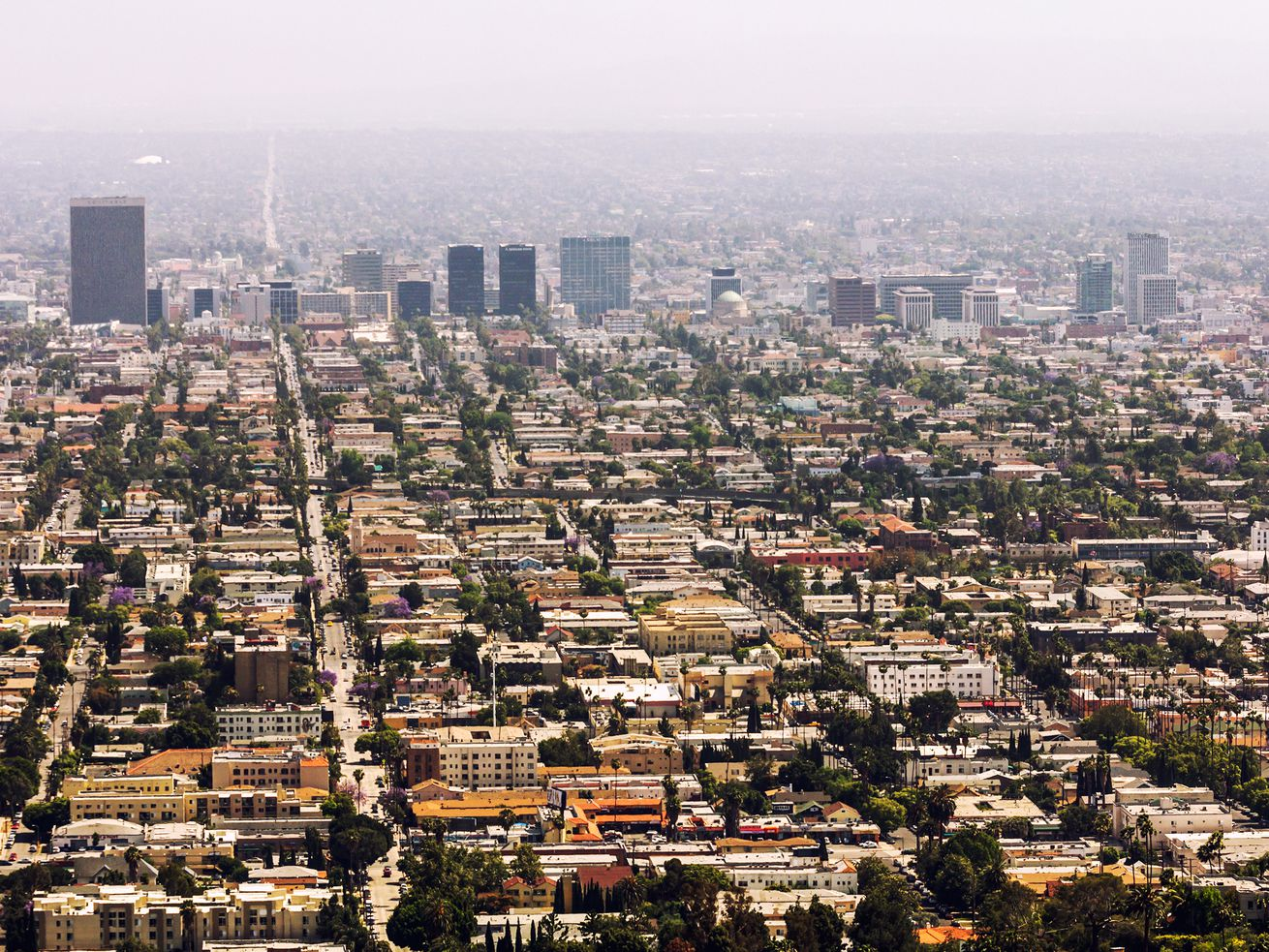 Around 631,000 units in Los Angeles are covered under the city's rent control ordinance.