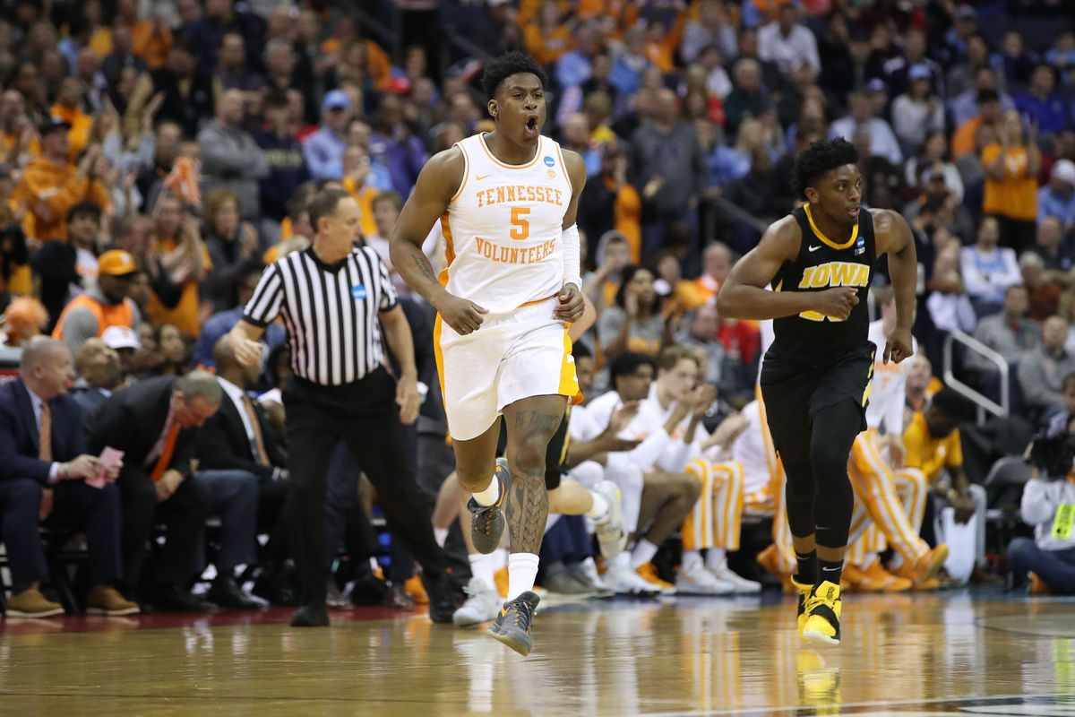 official photos d0b9b 41314 NCAA Tournament: After a total collapse, Tennessee gets past ...