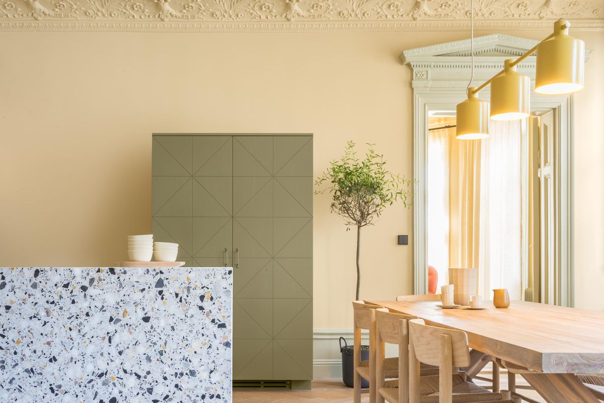 dreamy revamp of 19th century stockholm home can be yours