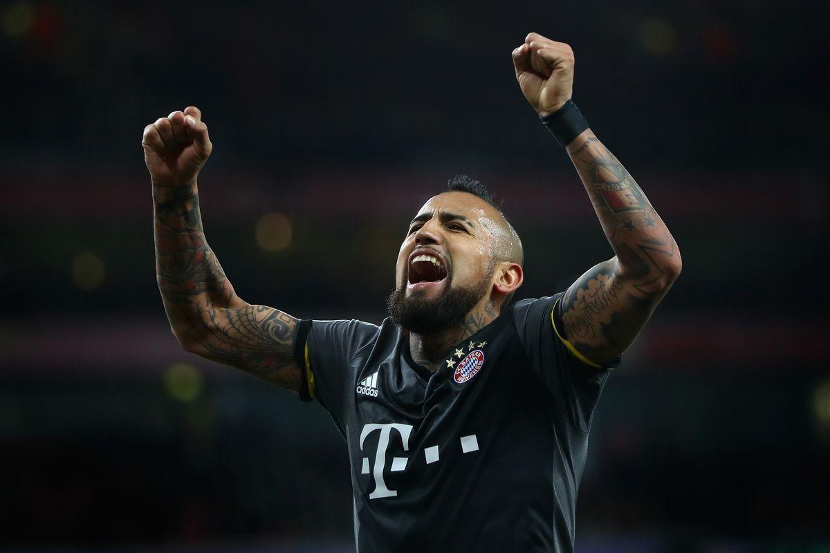 Arsenal FC v FC Bayern Muenchen - UEFA Champions League Round of 16: Second Leg