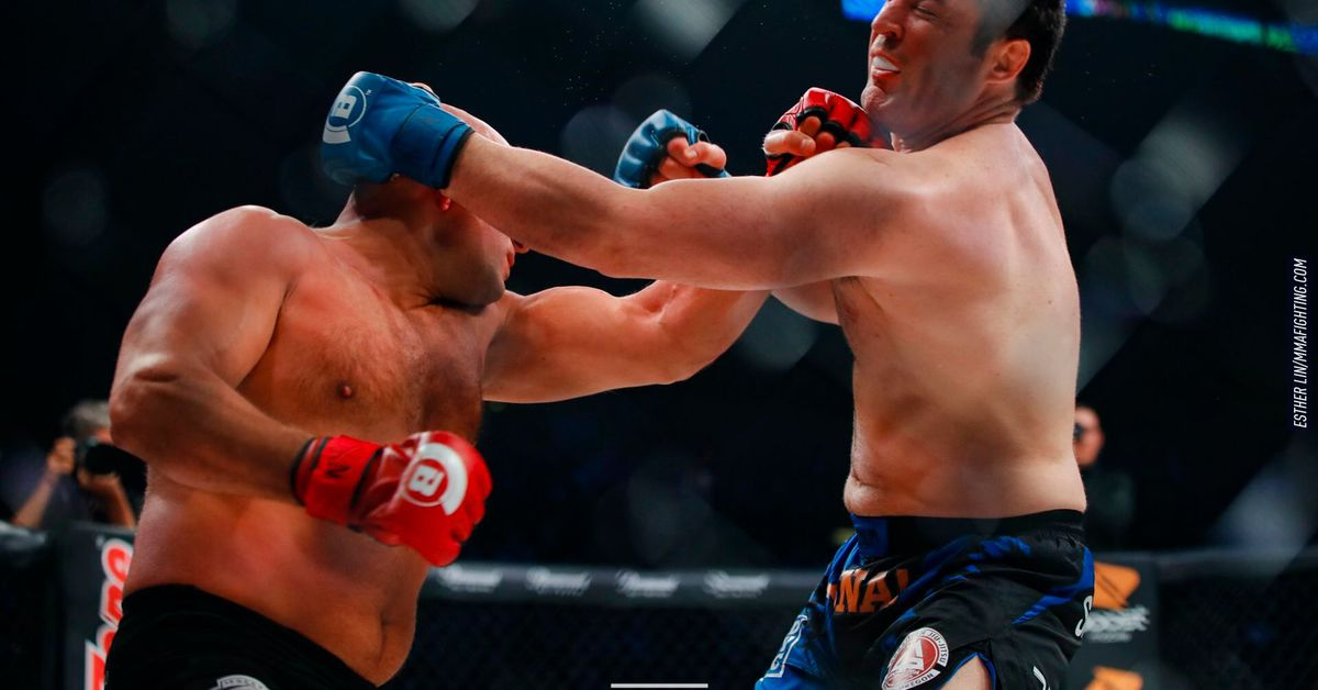 They said what?! Pros react to Fedor's TKO win over Chael Sonnen at Bellator 2...