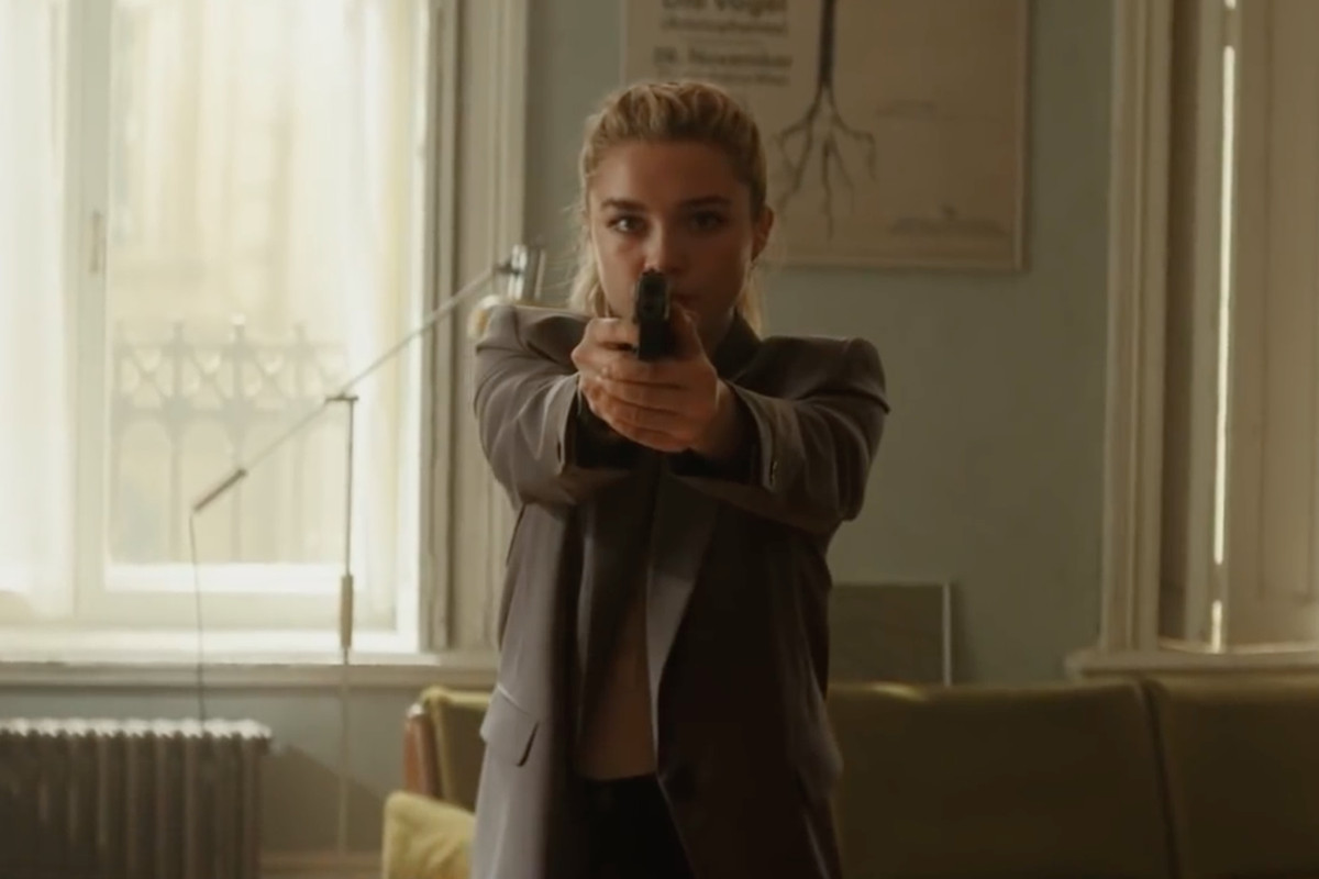 Florence Pugh S Black Widow Character Became Black Widow In