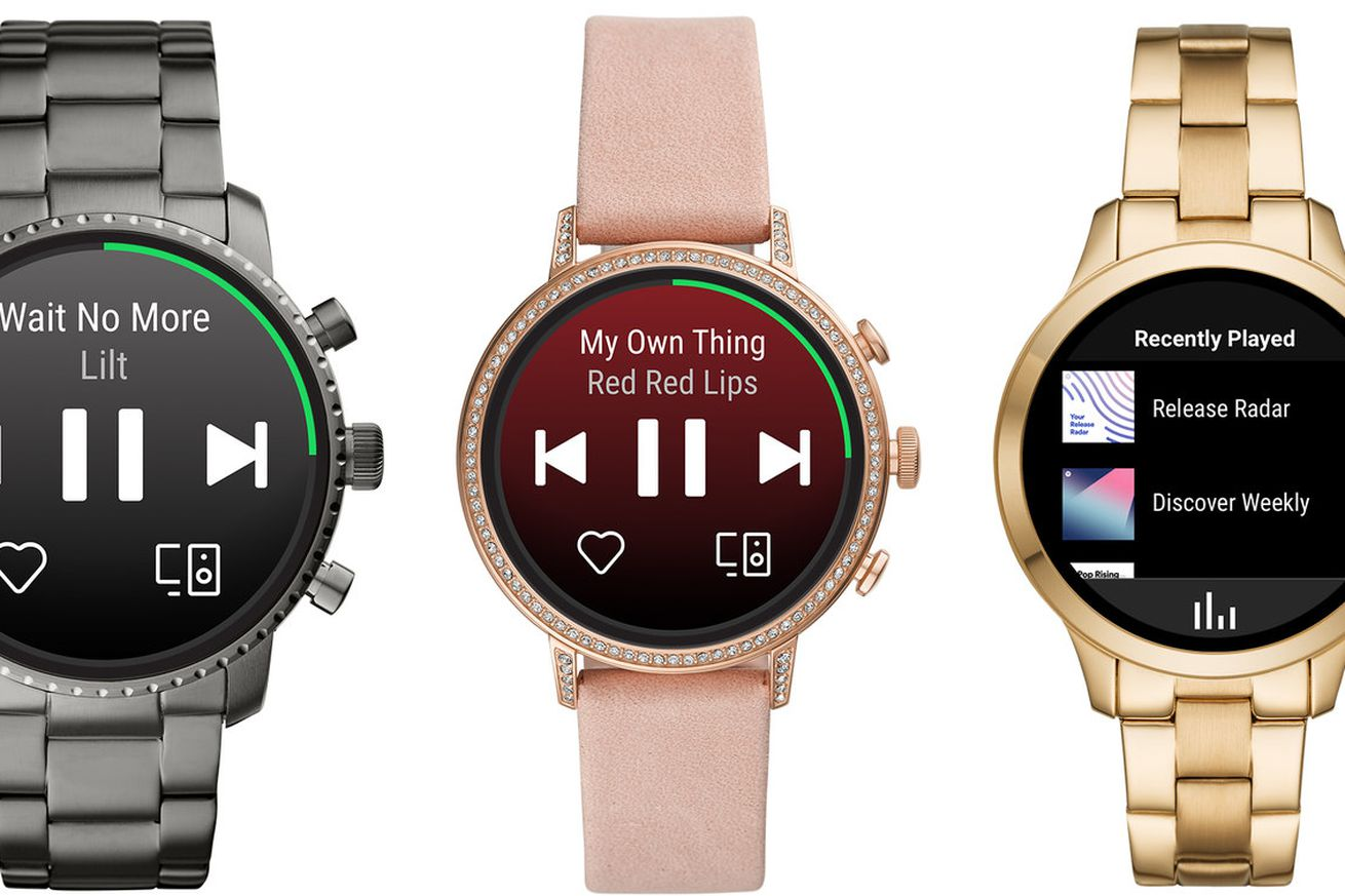 spotify s new wear os app brings connect features better controls