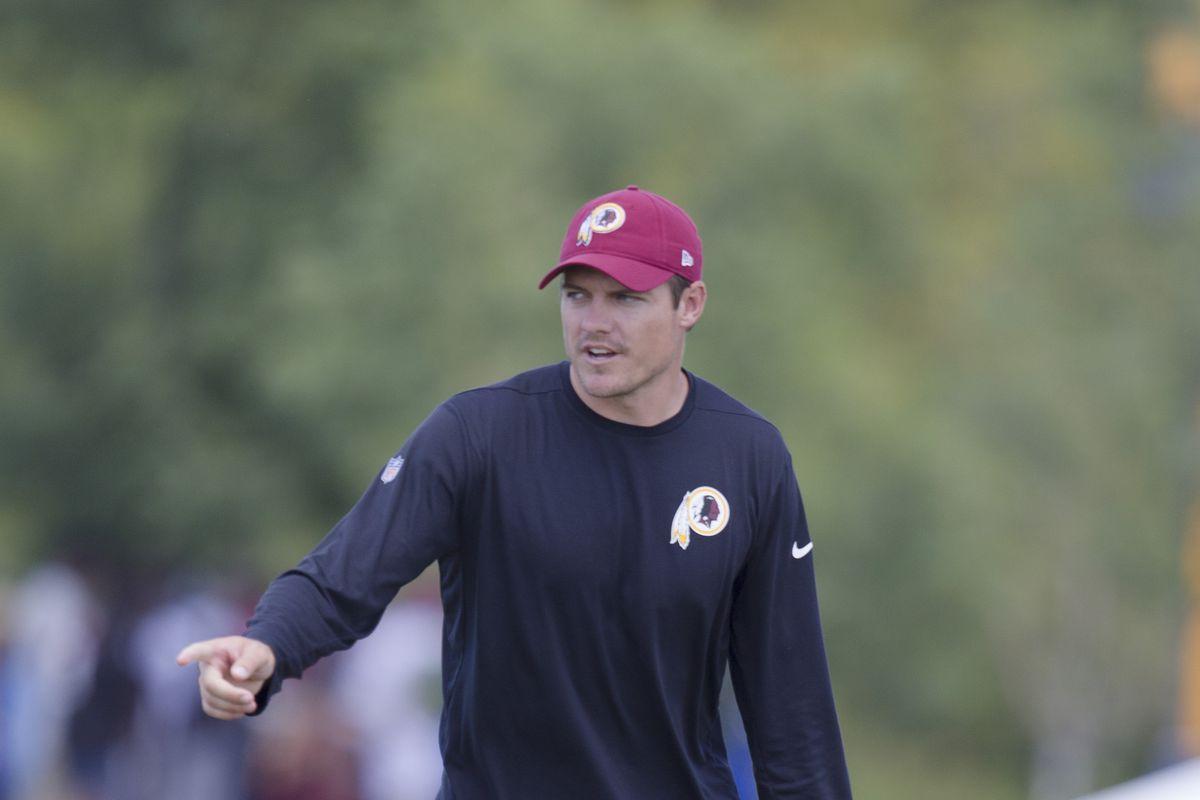 NFL: AUG 05 Redskins Training Camp