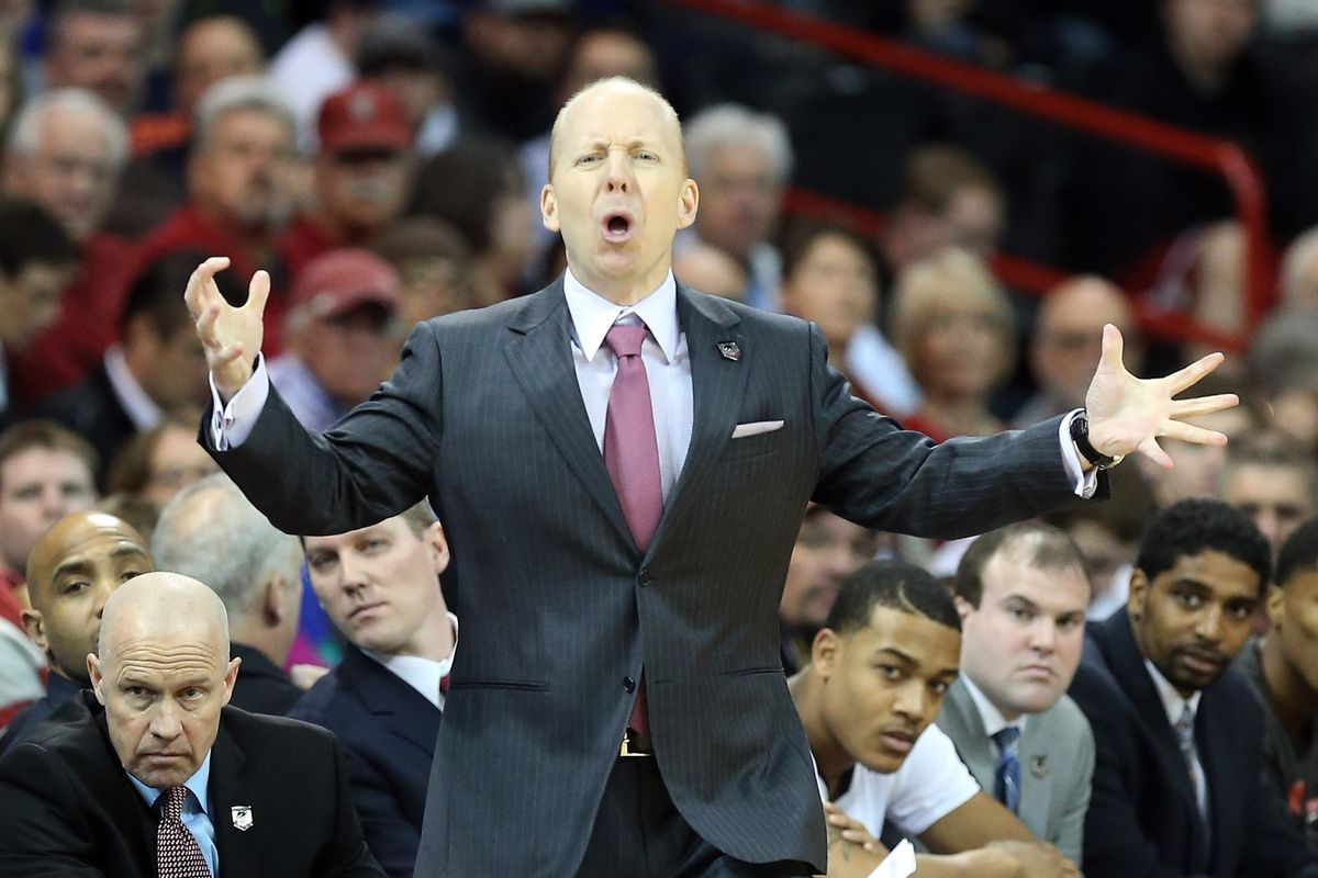 Mick Cronin raised the majority of the money for the 1.3 million dollar project.