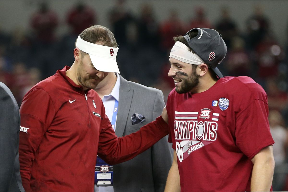 Baker Mayfield wins Walter Camp Football Player of the Year Award