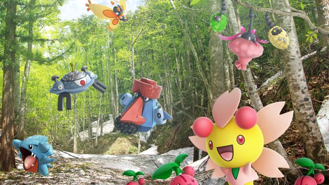New Lure Modules and evolutions added to Pokémon Go