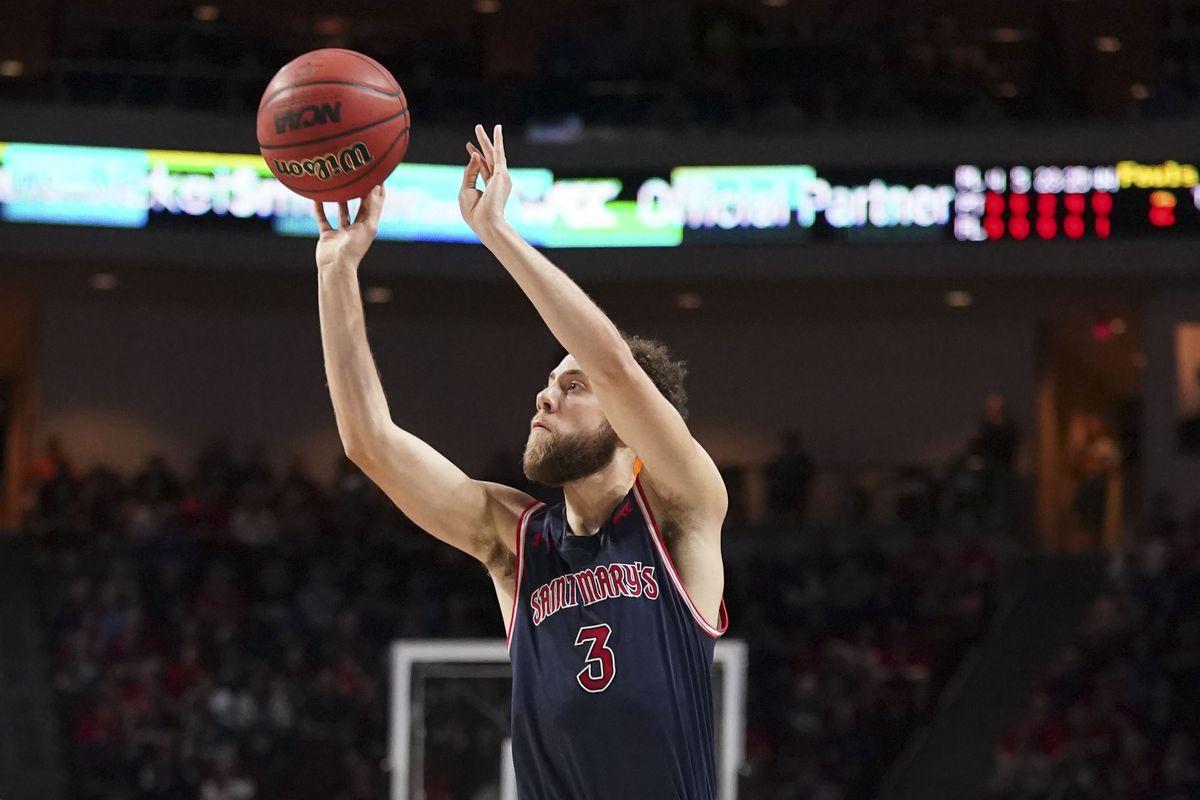 NCAA Basketball: West Coast Conference Tournament-BYU vs Saint Mary s