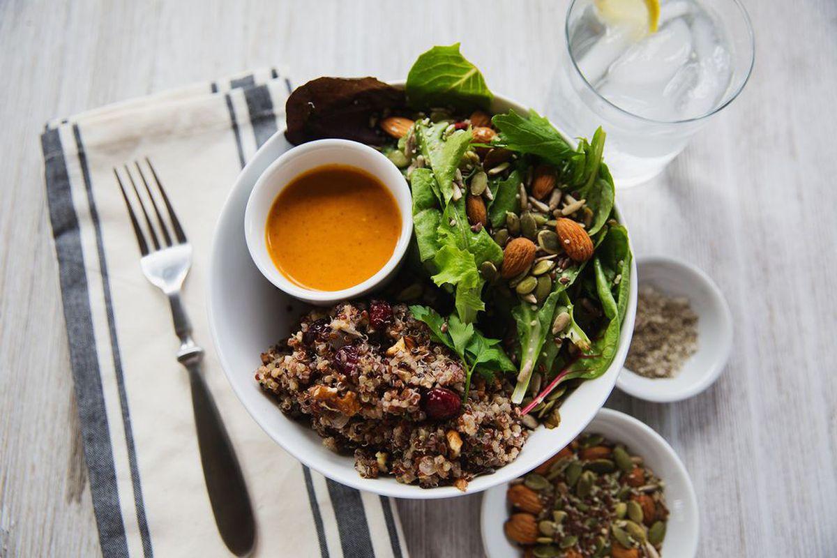 Fresh Healthy Cafe Atlanta Menu
