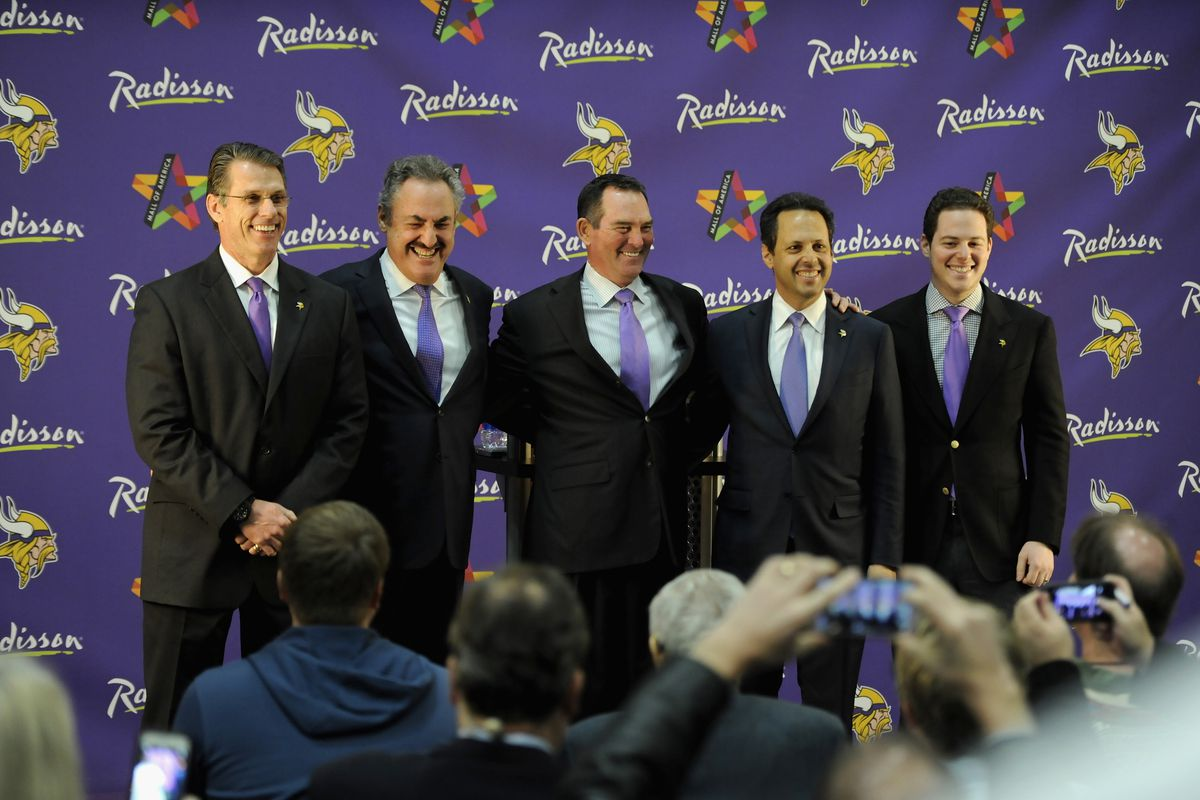 The Vikings brain trust needs to make some hard decisions in the coming weeks.