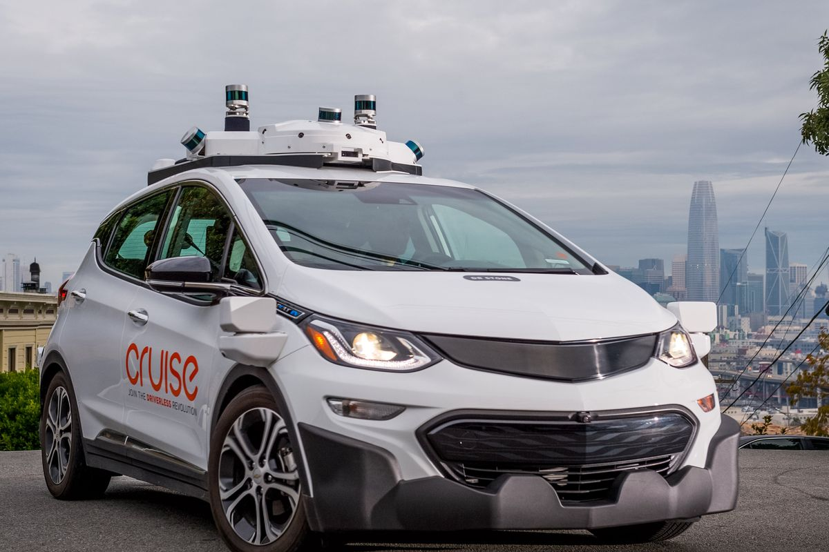 Gm Says It Will Launch A Robot Taxi Service In 2019 The