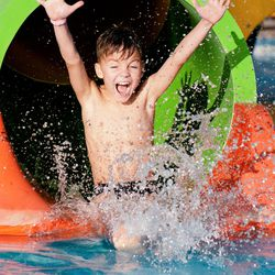 The CDC is warning that public pools and water parks can be teeming with bacteria that can make your family sick. But there's an easy test you can perform before everyone dives in to help determine if the water is safe.