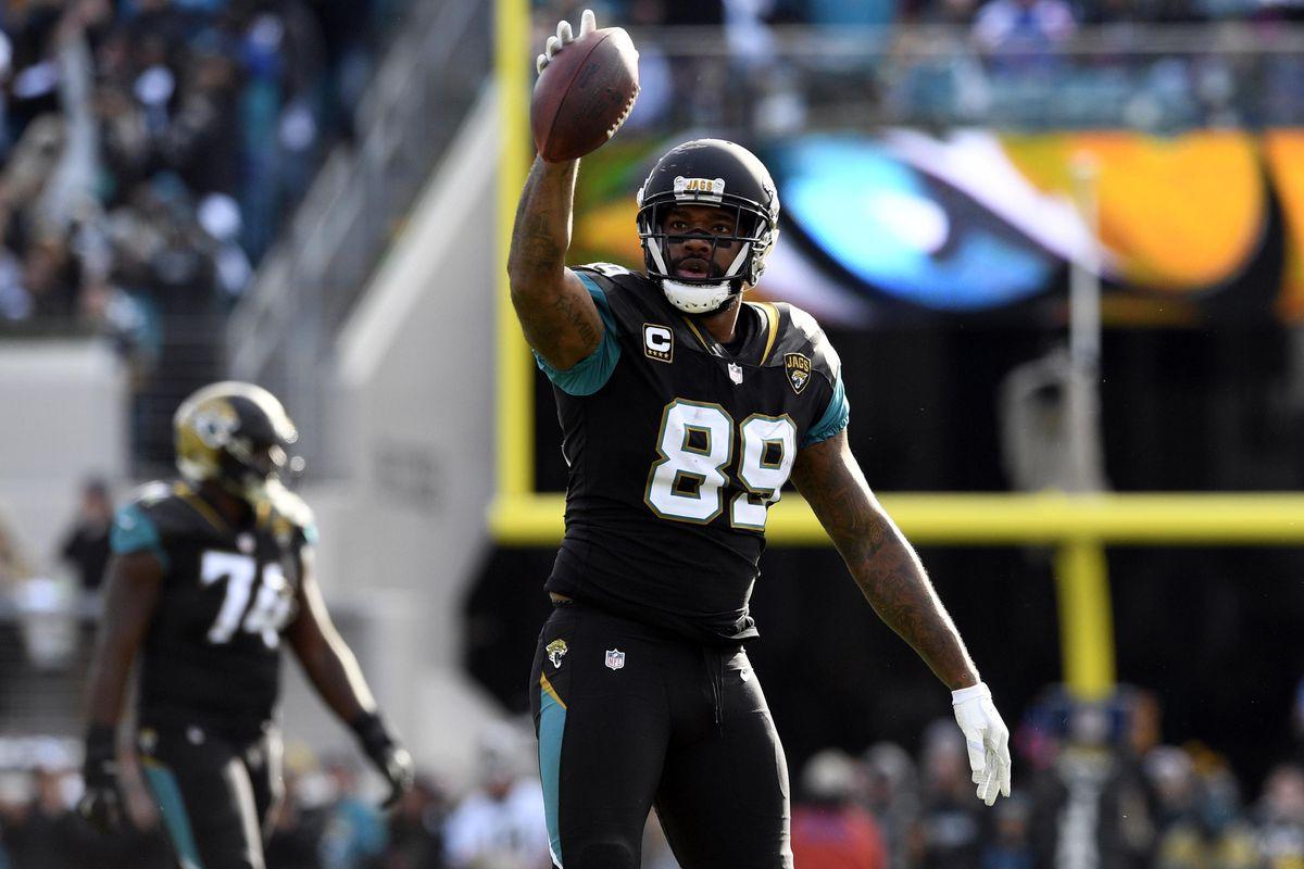 NFL free agency  Jaguars release veteran TE Marcedes Lewis—Next Detroit  Lions target  dd7598311