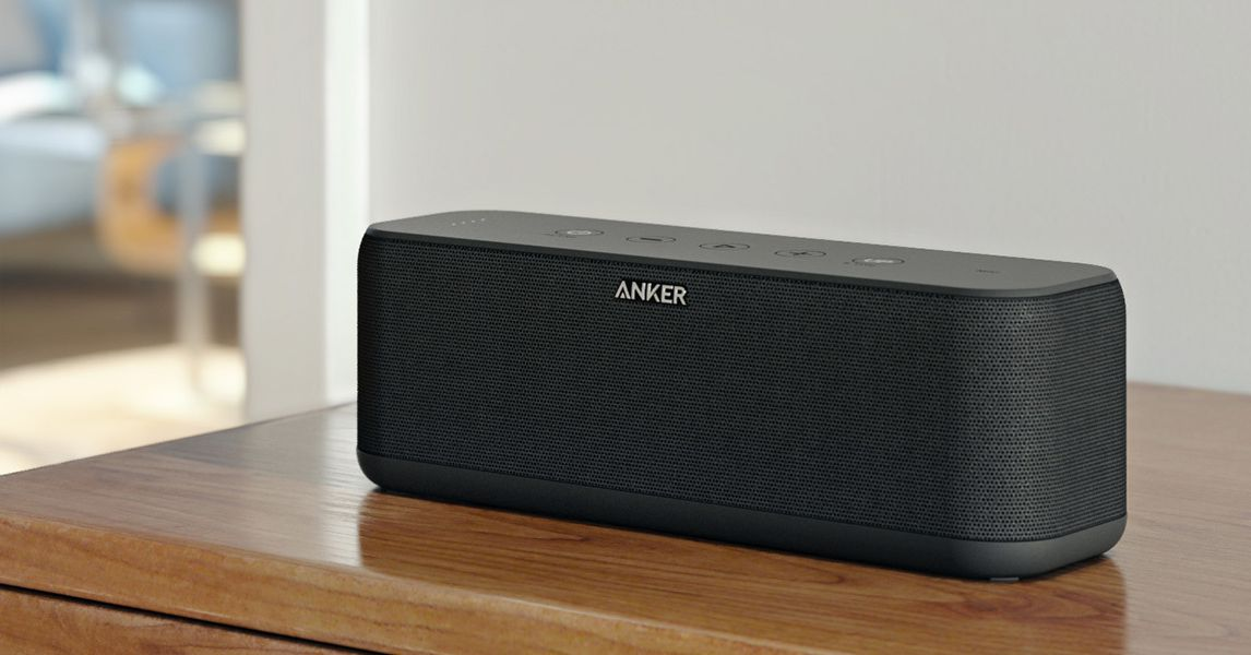 photo image Take your summer jams on the go with an exclusive deal on this Anker Bluetooth speaker