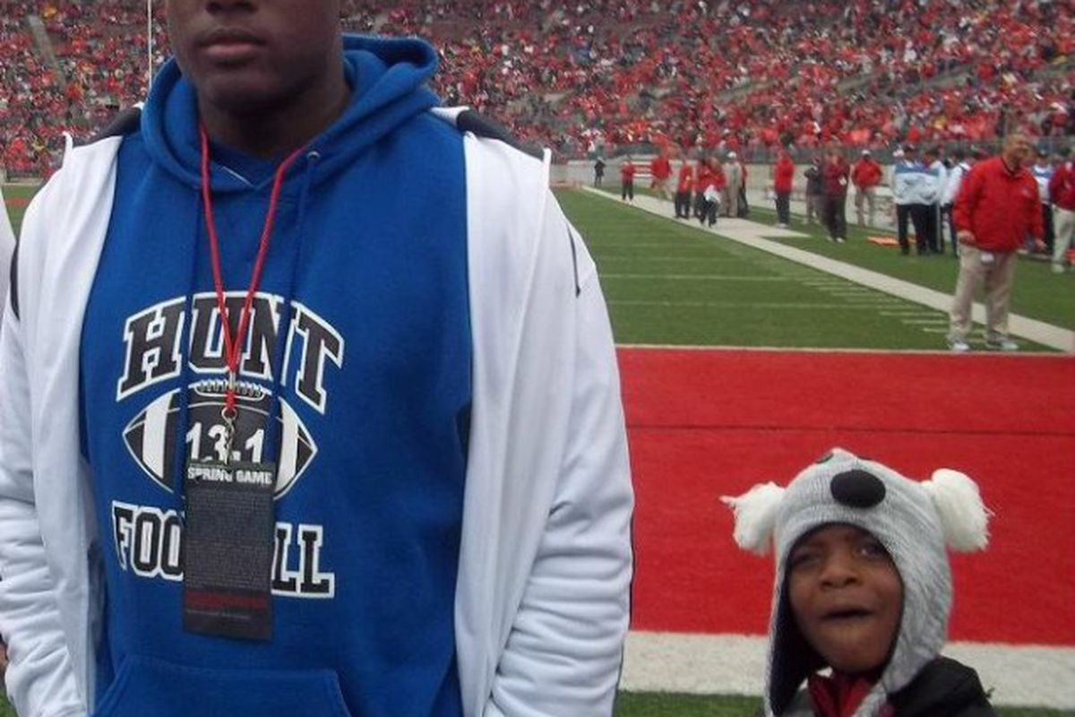 Lewis Neal appearing in Ohio Stadium may be but a distant memory.