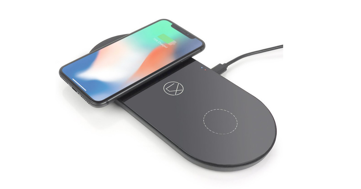 photo image The first Lightning-based wireless Qi charger is here