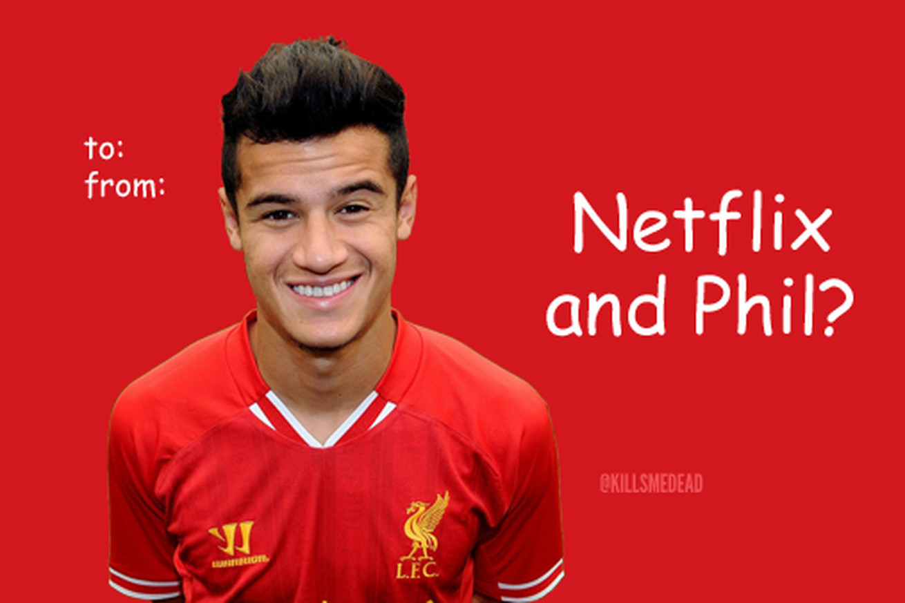 Liverpool Valentine S Day Cards 2016 Edition The Liverpool Offside