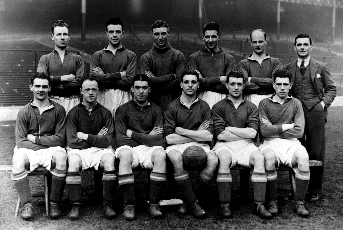 Everton F.C. 1931