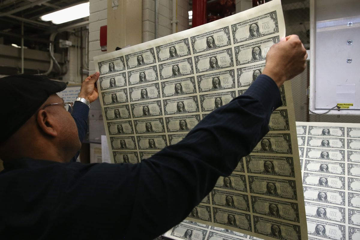Dammit, Ed, for the last time, we can't just print money!
