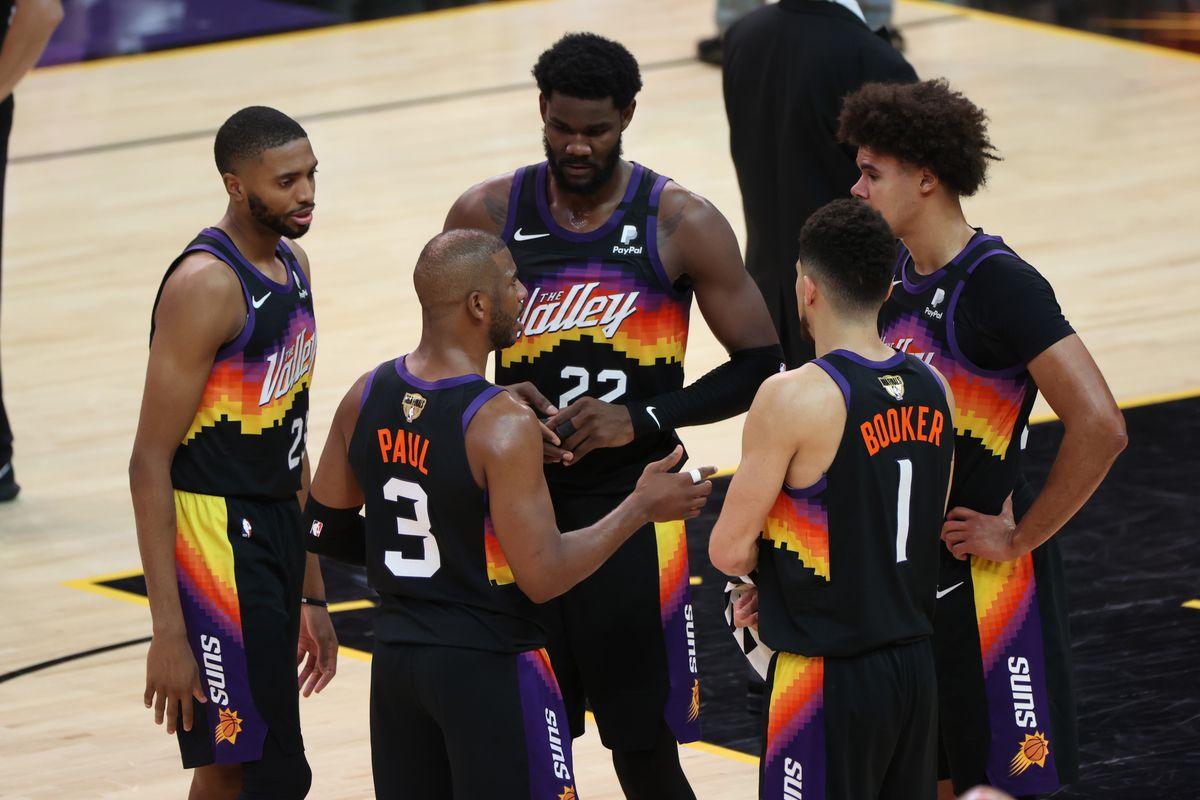 2021 NBA Finals - Milwaukee Bucks v Phoenix Suns