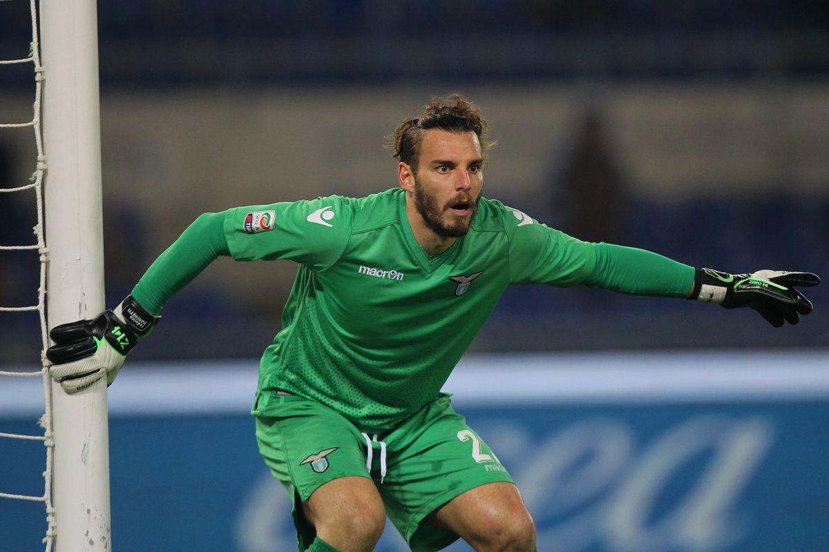 Everton linked with Lazio goalkeeper Federico Marchetti Royal