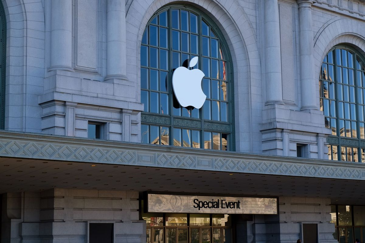 Apple Event 2015 stock
