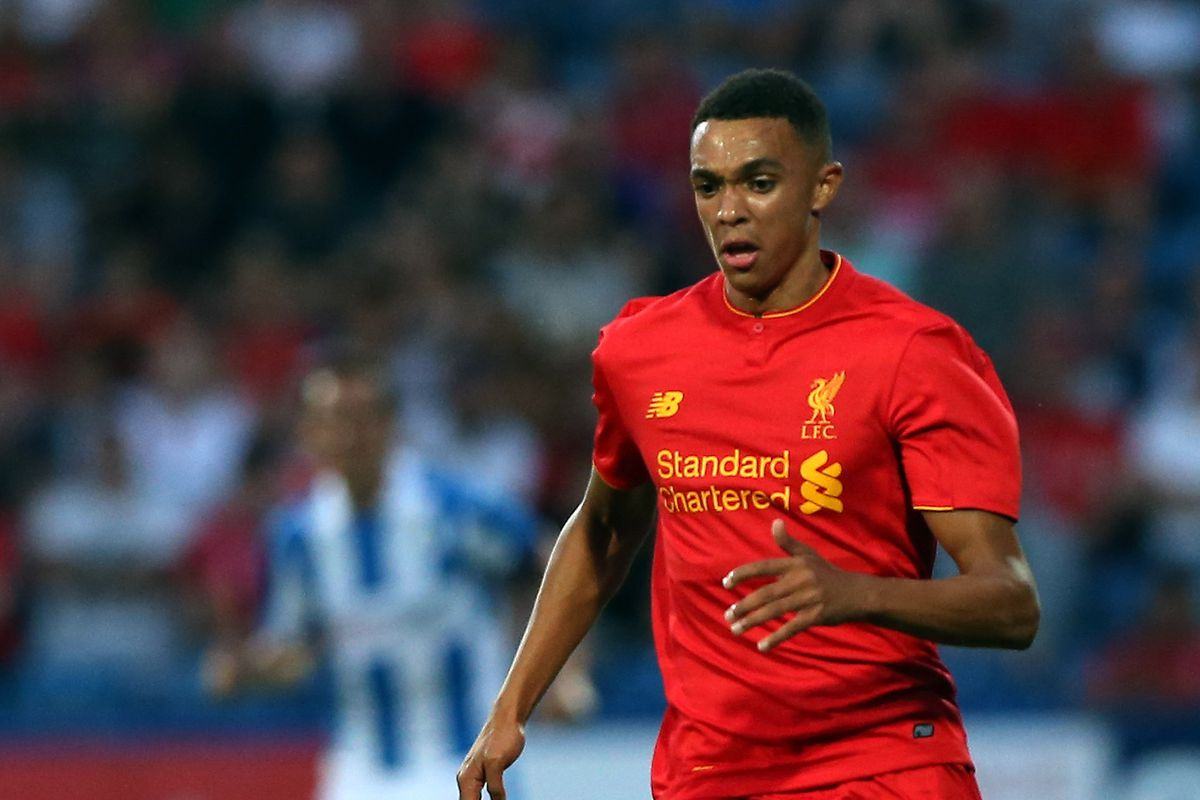 Trent Alexander Arnold He Was The Best By A Long Way