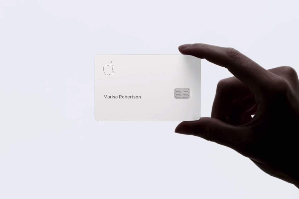 The Apple Card is a perfect example of Apple's post-iPhone