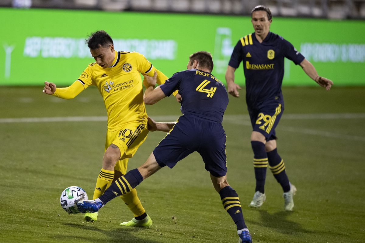 Nashville SC v Columbus Crew SC: Eastern Conference Semifinals - MLS Cup Playoffs