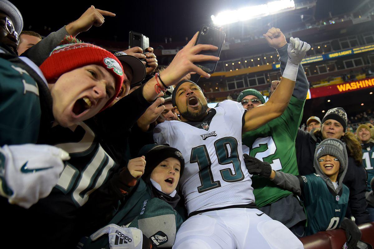 Philadelphia Eagles v Washington Redskins