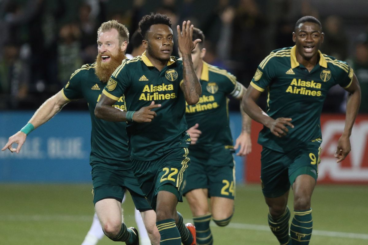 Portland will look to continue their success against the Whitecaps on Sunday.