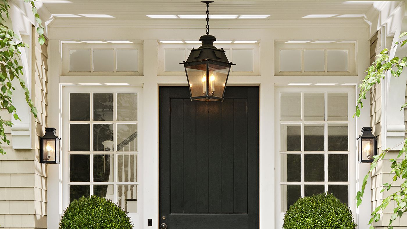 All About Front Entry Lighting This