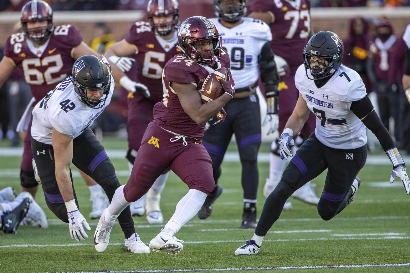 Four Phil Steele Facts: Minnesota Golden Gophers
