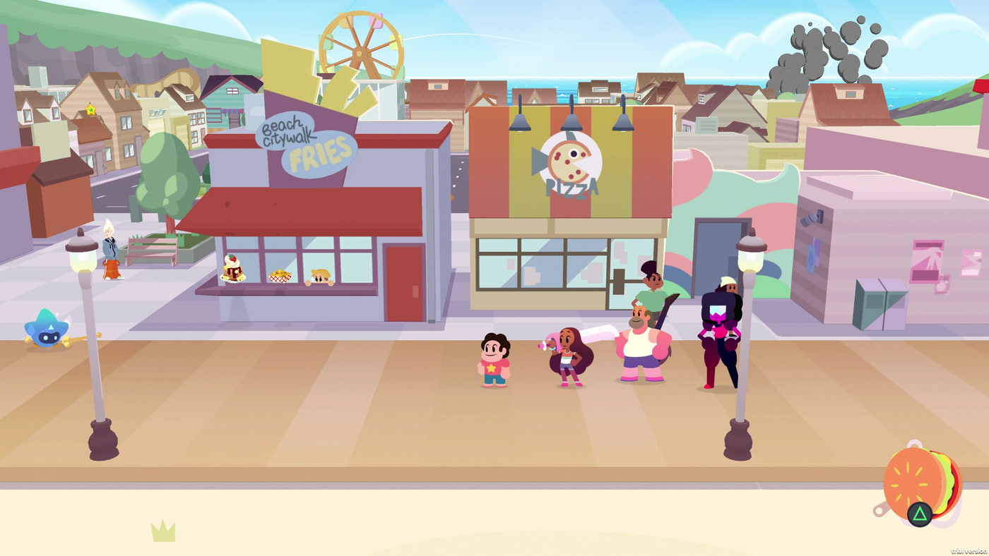 Steven Universe Save The Light Is A Game By Fans But It S Not Just