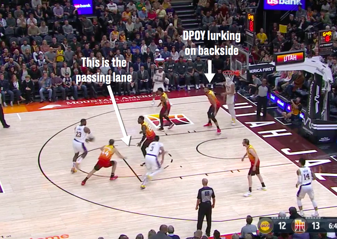 LeBron James is a genius passer, and it's solving every Lakers problem 5