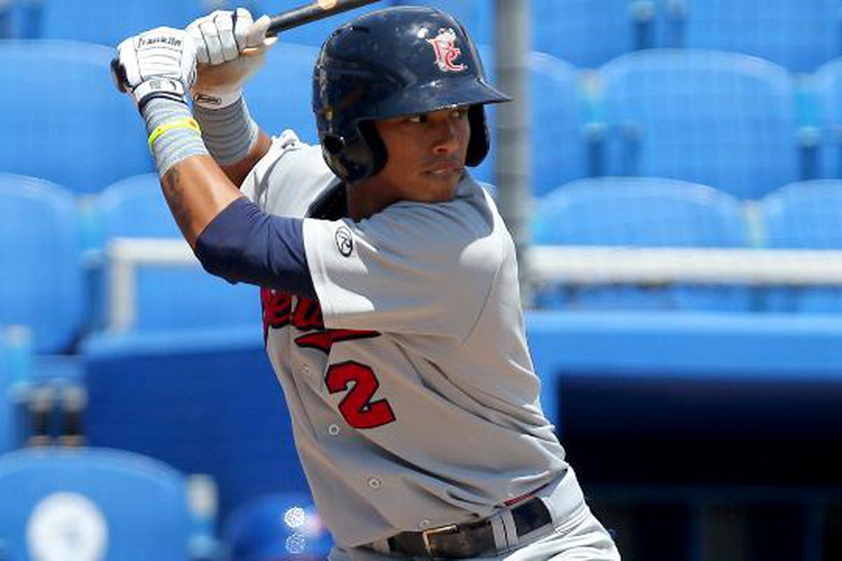 Where does Orlando Arcia fit into the mix?