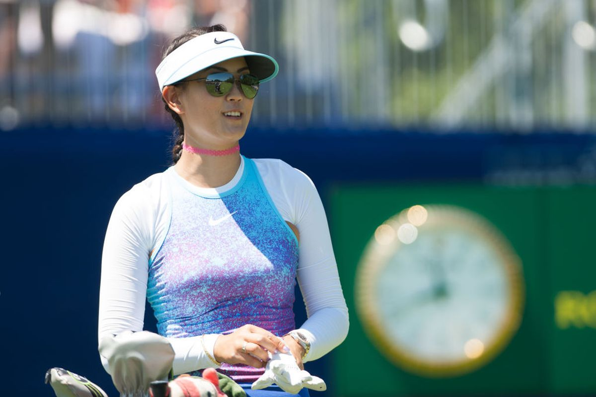 New dress code for players on the LPGA tour